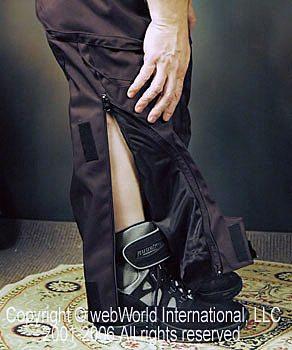 Alpinestars Street Cargo Pants - Knee Opening