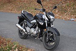 Suzuki GW250 Review