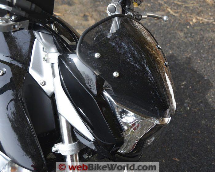 Suzuki GW250 Windscreen