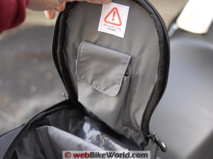 Suzuki GW250 Tank Bag Inner Cover