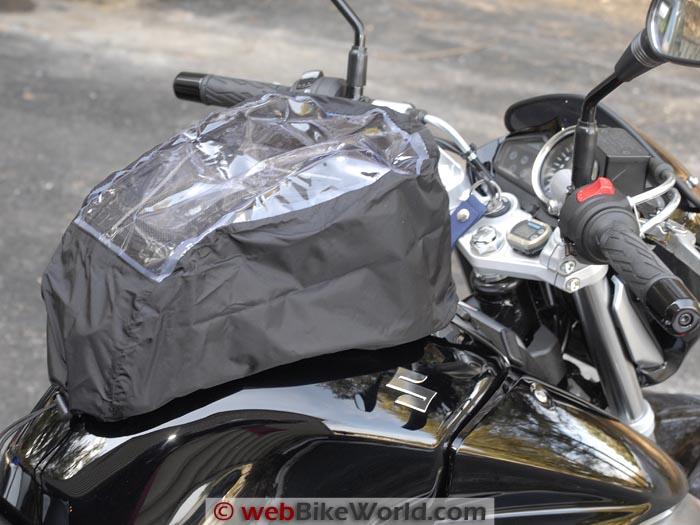 Suzuki GW250 Tank Bag Cover