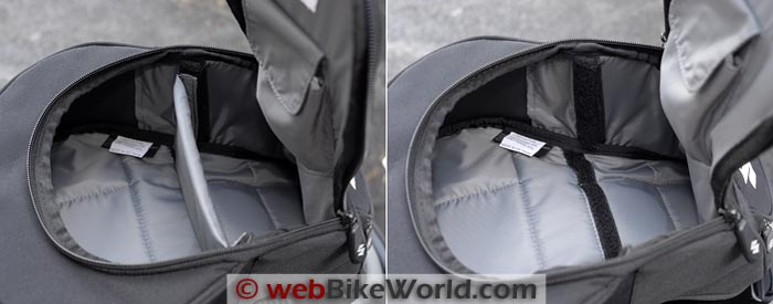 Suzuki GW250 Tank Bag Inner Compartment