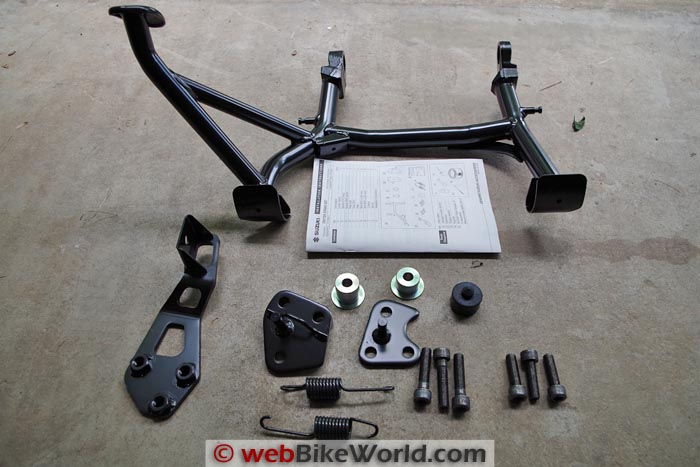 Suzuki V-Strom 1000 ABS Parts