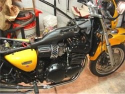 Triumph Motorcycle Valve Adjustment - webBikeWorld