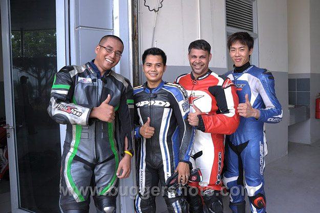 BMW S 1000 RR Track Day Riders