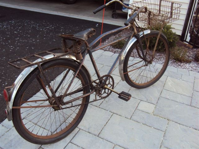 Towner Brothers Bicycle