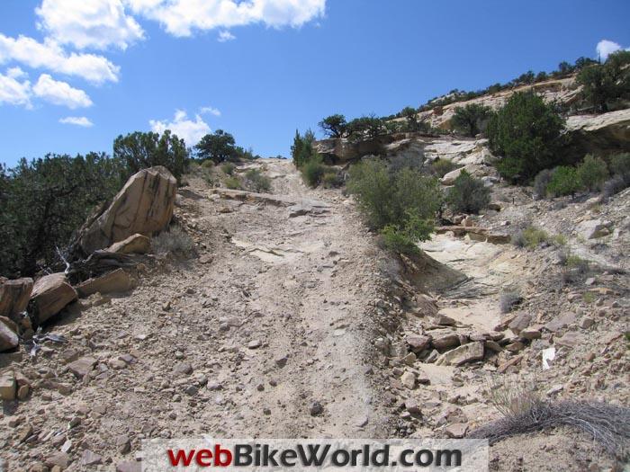 Trans-America Trail Climb
