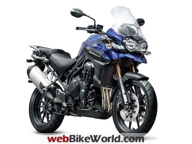 2012 Triumph Motorcycles - webBikeWorld