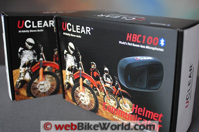 UClear HBC100 Box