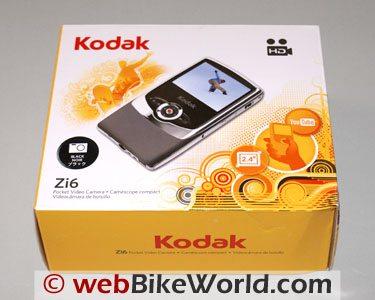 Portrayal kodak zi6 hd pocket video camera review.