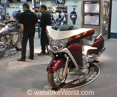 Victory Vision Motorcycle