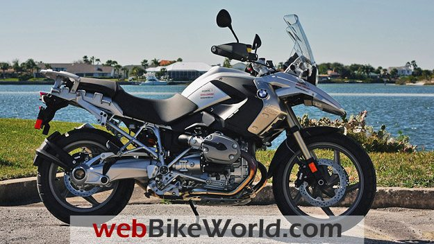 Wilbers Shocks BMW R1200GS