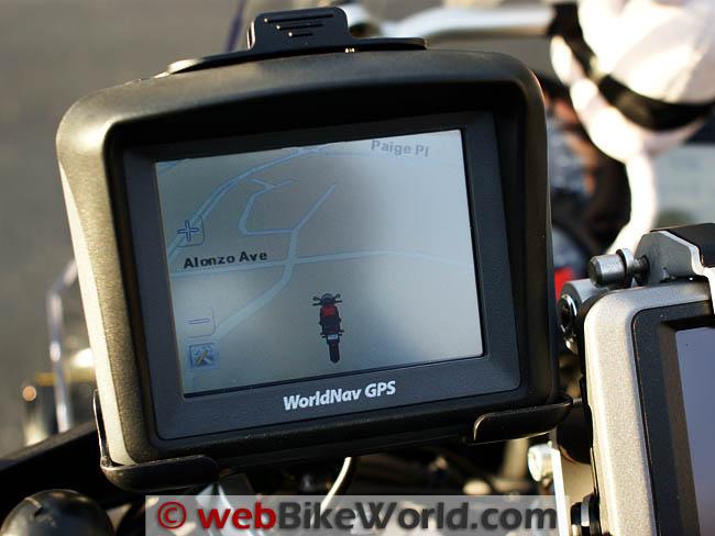 WorldNav 3500 GPS Ready to Go