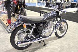 2015 Yamaha SR400