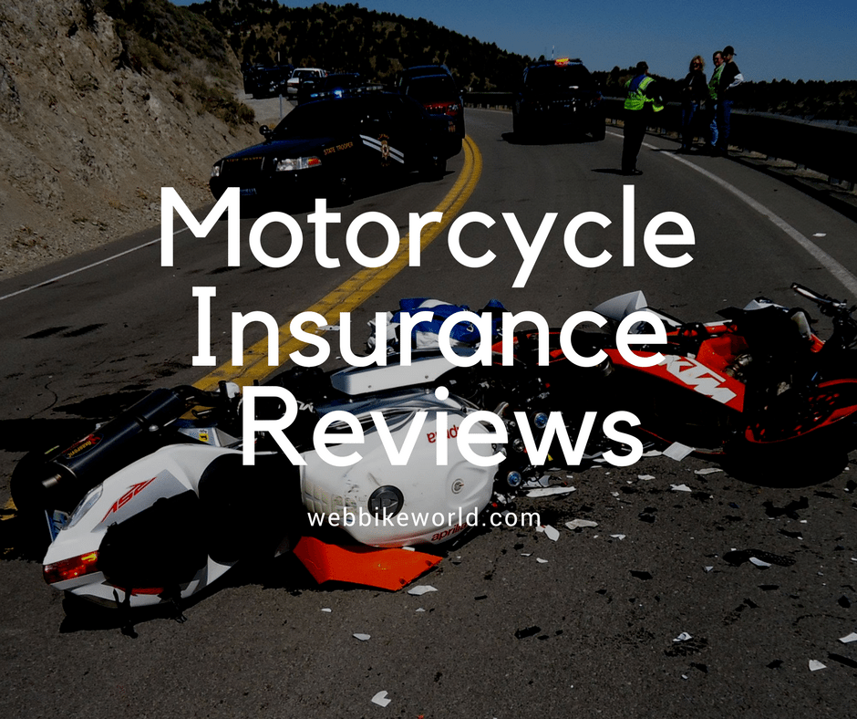 Motorcycle Insurance Reviews