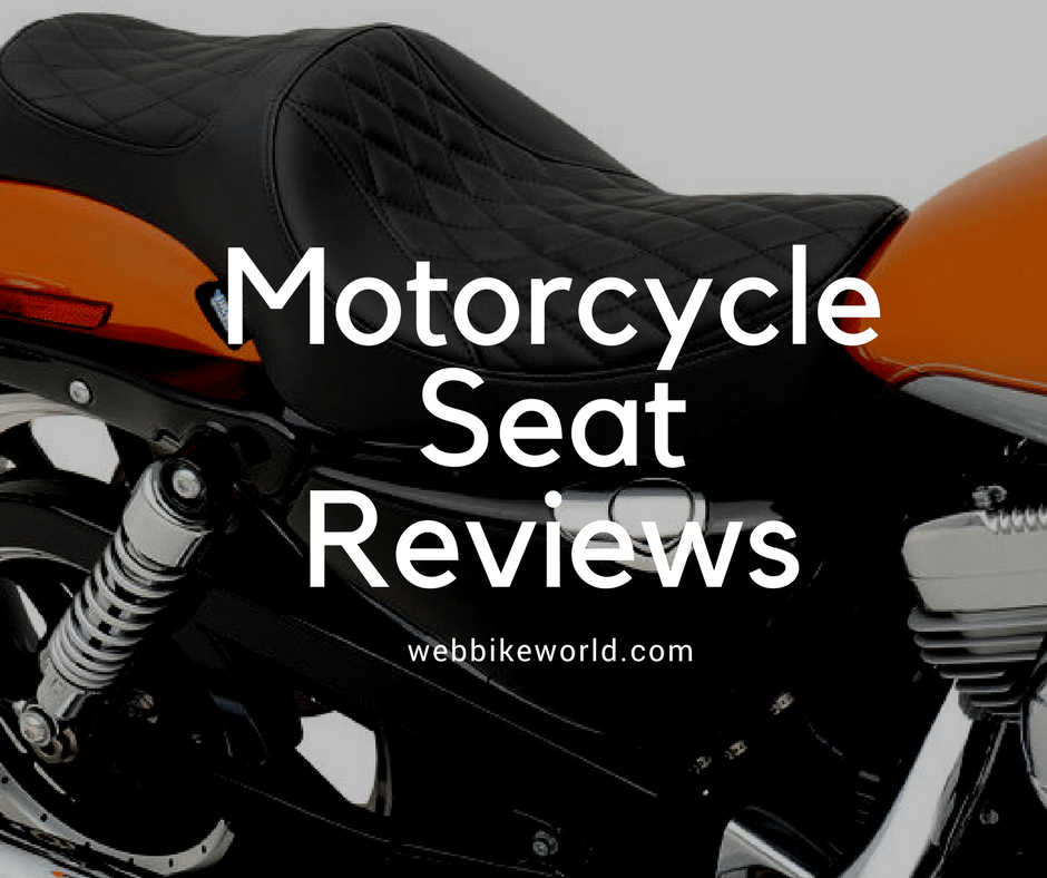 Motorcycle Seat Reviews