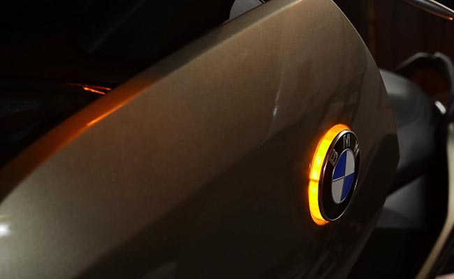 BMW Lighted Roundel