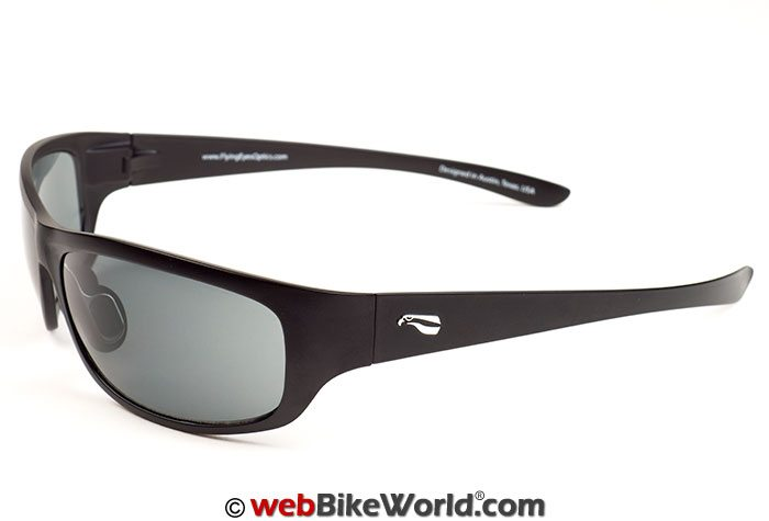 Flying Eyes Golden Eagle Sport Sunglasses Review | webBikeWorld