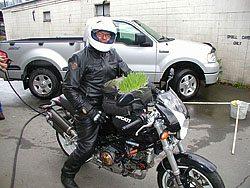 """""""Green"""" Ducati"""