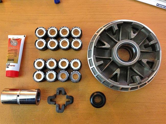 Malossi Multivar Variator Kit