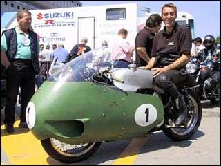 Moto Guzzi V8 Racer
