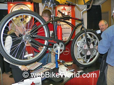 RevoPower Bike