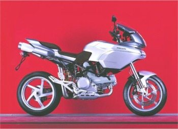 Multistrada - Right Side