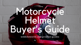 Motorcycle Helmet Buyers Guide