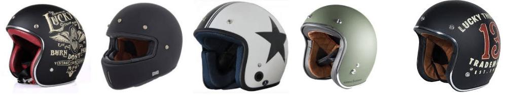 best vintage motorcycle helmets