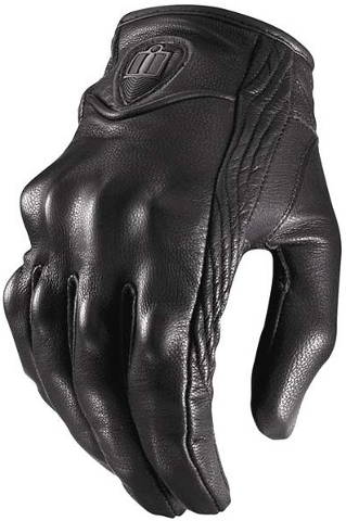 Icon Pursuit Short Gloves