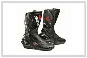 Race Motorcycle Boots
