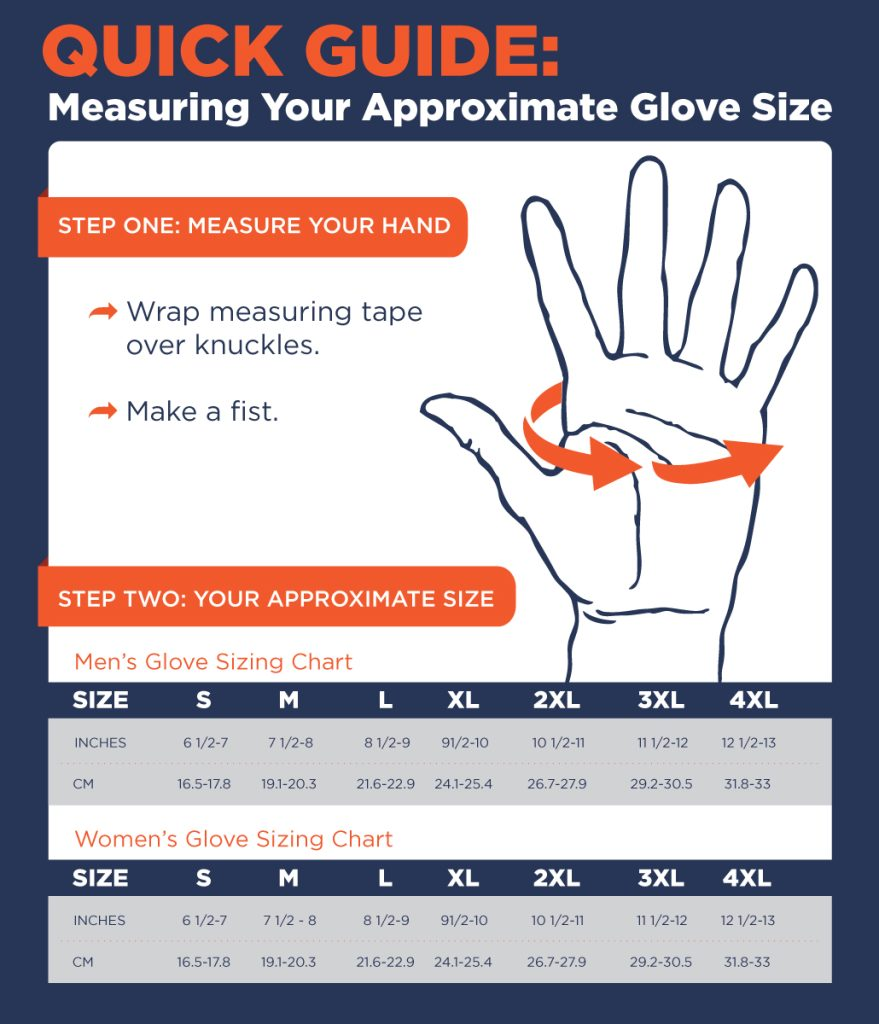 Determining Your Glove Size