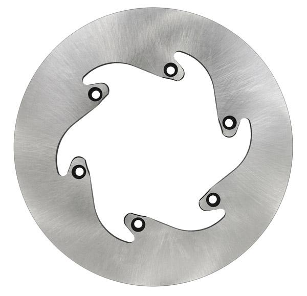 Solid Rotors