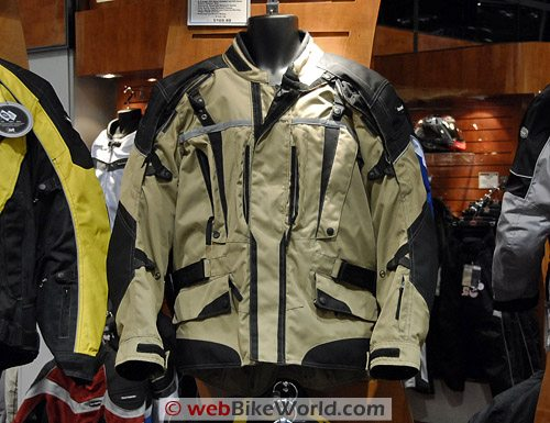 Tourmaster Transition Series 2 Jacket