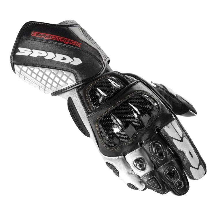 Spidi Carbo Track EVO Gauntlet Gloves
