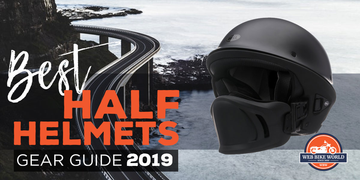 bc892fc7 Best Half Helmets for Lightweight Mobility & Compact Design