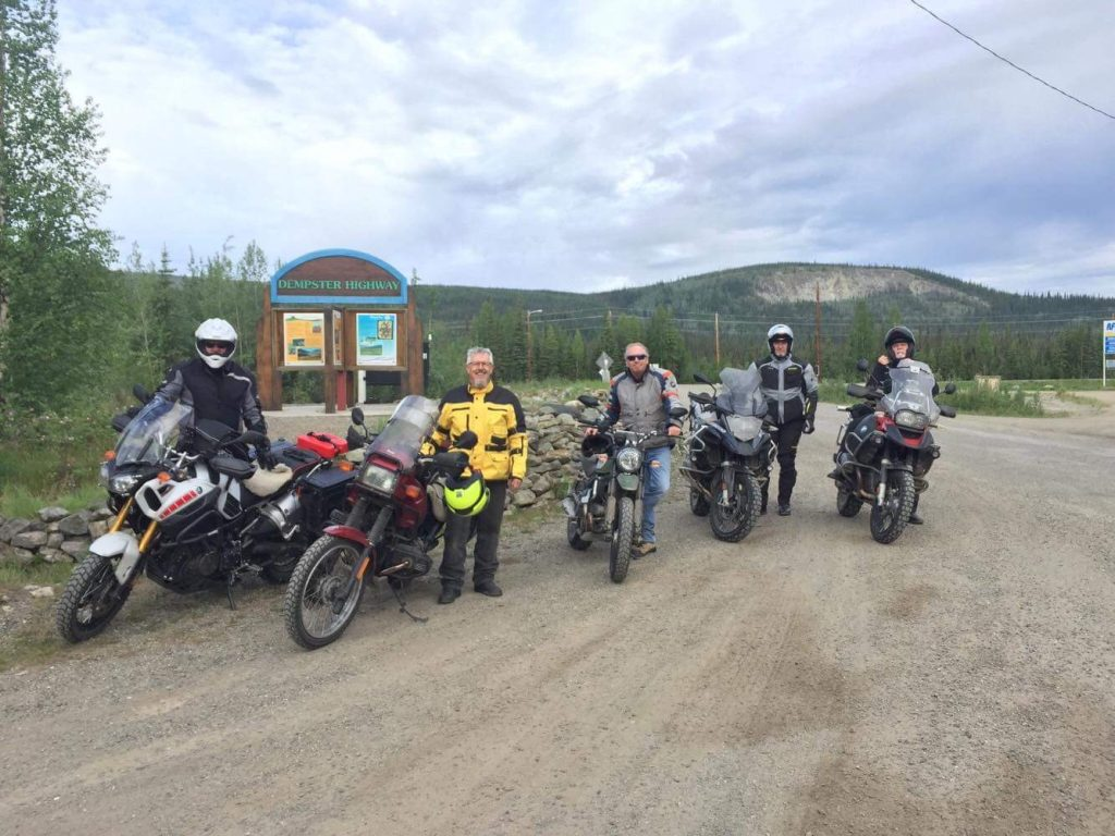 Dawson Adventure Riding Expeditions