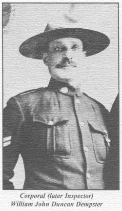 William John Duncan Dempster
