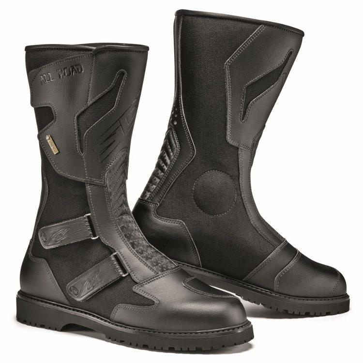 Sidi All Road Gore-Tex Boots Review - webBikeWorld