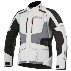 Alpinestars Andes Adventure jacket front view
