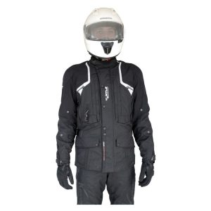 Helite Adventure Airbag Jacket front view