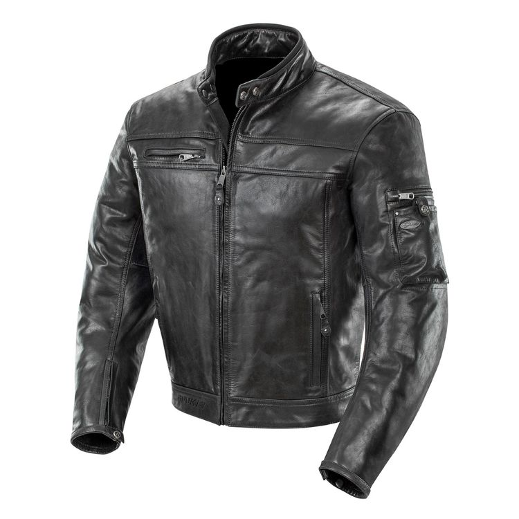 Joe Rocket Powershifter Jacket Front View
