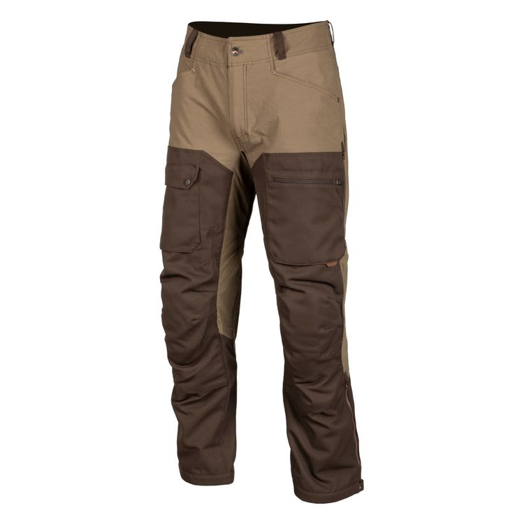 Klim Switchback Cargo Textile Pants Front View