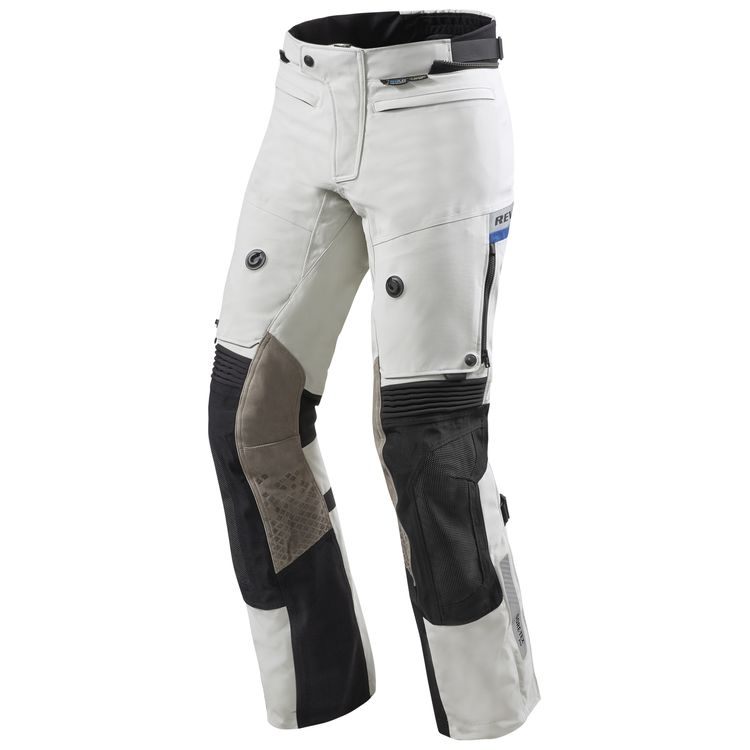 REV'IT Dominator 2 GPX Textile Pants Front View