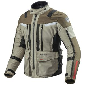 REVIT Sand 3 Adventure jacket Front View