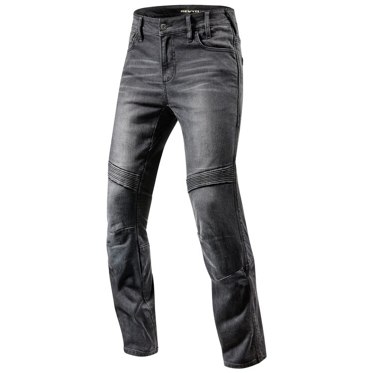 REV'IT Moto Riding Jeans Front View