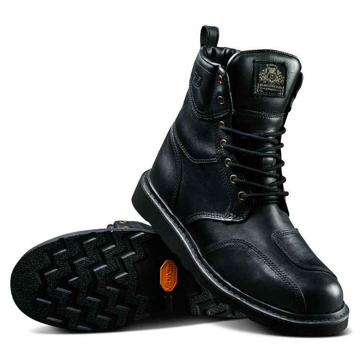Roland Sands Mojave Cruiser Boots