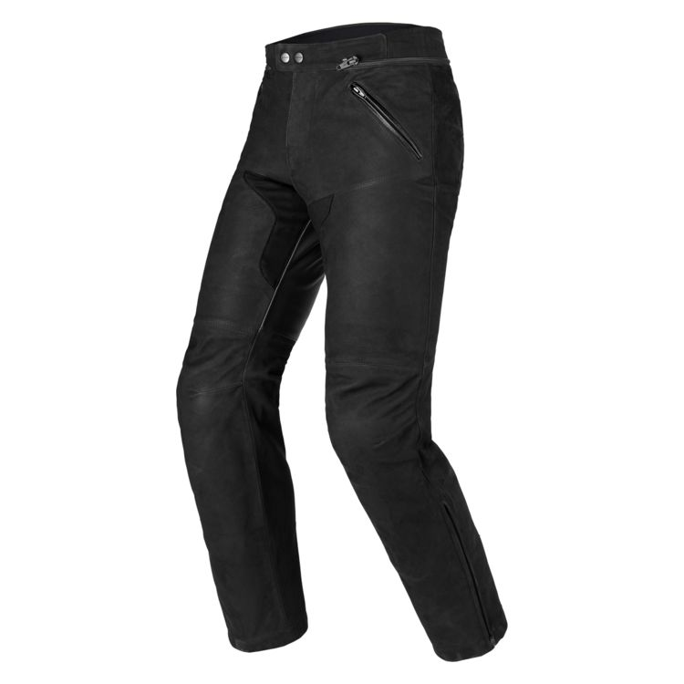 Spidi Evotourer Leather Pants Front View
