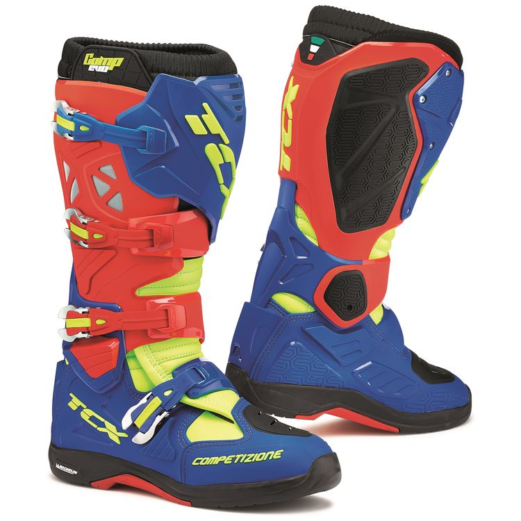 TCX Comp EVO 2 Michelin Dirt Boots