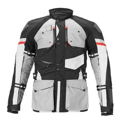 Triumph Exploration Adventure Jacket Front View